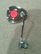 1 New Bicycle Handlebar/bar End Rear View Mirror Chrome Vintage/classic