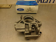 Ford E2ly-3511-a Upper Steering Column Housing Flange Tube Collar Fits Many Oem