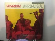 Ukonu And His Afro Calypsonians- Afro-usa Imperial 9007 {dg Orig} W/henry Palmer