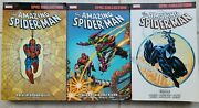 The Amazing Spider-man Epic Collection Vol. 2, Vol. 7, Vol. 18 - Tpb