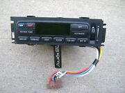 01 - 02 Ford Crown Victoria Lx A/c Heater Climate Control Oem P/n 1w7h-19c933-aa