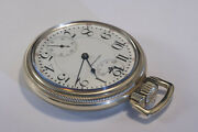 New Glass Pocket Watch Crystal Replacement Service For All Open Face Watches