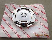14 - 16 Toyota Tundra 20and039and039inches 6 Spoke Alloy Chrome Wheel Center Cap New 0c060