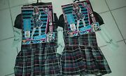 2 Monster High Costumes 8-10 Years