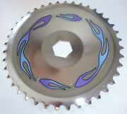 Concave Chopper Bicycle Chain Ring Bike Parts 350