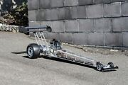 Primal Rc 1/5 Scale Dragster Roller Ready For Your Gas Engine 1/4 Drag Race