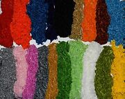 72 Yard Skein Of Rayon Chenille Size 0 Fine - You Pick Color Fly And Jig Tying