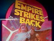 Star Wars Empire Strikes Back Original 1 Sheet Movie Poster Collectable R820180