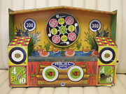 1950s Wyandotte Tin Mechanical Shooting Gallery Wind Up Toy