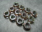 10mm Exhaust Manifold Flange Lock Nuts M10x1.25 - Pack Of 12 - Ships Fast