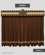 Saaria Stage Decorative Movie Velvet Curtains Event Theater Stage 20and039w X 8and039h