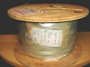 Rare - Vintage 40ft Cloth Covered Resin Shielded - 22 Ga. Stranded Wire - Nos