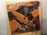 Rio Nido - Hi-fly Red House 07 {nm Orig} W/insert Page | Recorded 1984 Nice