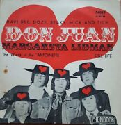 Don Juan [ep] By Dave Dee, Dozy, Beaky, Mick And Tich Israeli