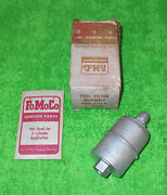 1960 1961 1962 1963 1964 Ford Galaxie Mercury Lincoln Nos Orig V8 Fuel Filter