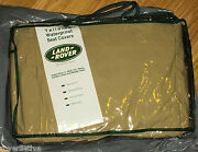 Land Rover Oem Range Rover Sport 2014+ L494 Front Almond Beige Seat Covers New