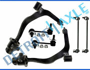 6pc Complete Front And Rear Suspension Kit For 2003 - 2008 Infiniti Fx35 Fx45
