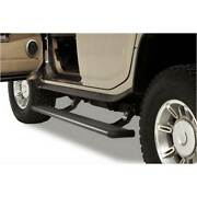 Amp Research Powerstep W/ Light Kit For Hummer H2/h2 Sut 2003-2009