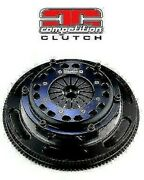 Uprated Twin Plate Competition Clutch Kit For R32 Skyline Gtr Rb26dett Push Nonv