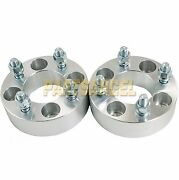 2 3 Inch 1.5and039and039 Per Side Wheel Spacers 4x4 To 4x4 For Ezgo Club Car Golf Cart