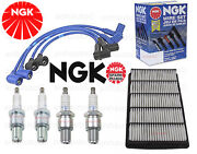 Mazda Rx8 Tune Up Filter Ngk High Performance Wires And Platinum Spark Plugs