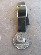 Wwi Us Navy Uss Huntigton Local Victory Medal For Sailors Rare Acr Cruiser Rate