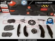 For Bmw E81 116d 118d 120d 123d Upper Lower Diesel Engine Timing Chain Kit A N47