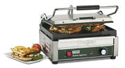 Waring Wfg250 Tostato Supremo Sandwich Toasting Grill 14 X 11 - 120v