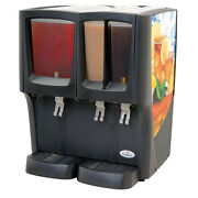 Gmcw C-3d-16 Crathco G-cool Beverage Dispenser - 1 5 Gal And 2 2.4 Gal