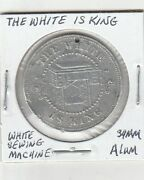 Lamx So Called Dollar - White Sewing Machine - The White Is King - 34 Mm Alum
