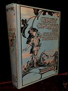 Grey Sprite And The Silver Knight Frances E Park 1st/1st 1926 Illustrated Signed
