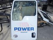 2014 Kenworth T660 Drivers Door Left Side With Module And Glass