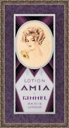 Rimmel-lotion Amia Hand Pulled Lithograph Custom Framed This Piece Is Gorgeous