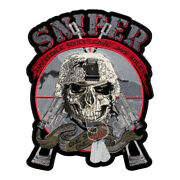Sniper Invisible Souls Patch Military Sniper Patches
