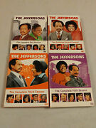 The Jeffersons Dvd Seasons 1-3 And 5 Used Complete