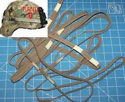 10 Helmet Band Cat Eye F M1 Mich Pasgt Army Usmc Military Camouflage Reenactor