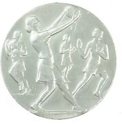 Great Britain Women's Sports Netball Aluminum 38mm By Pinches