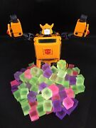 Transformers Mini Energon Cubes For Masterpiece And G1 - Assorted Colors
