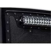 T-rex Black Torch 20 Led Light 1pc Main Grille W/ Studs For Toyota Tacoma 12-15