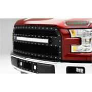 T-rex Black Torch Series 30 Curved Led Light Bar Main Grille For Ford F-150 16