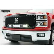 T-rex Black Torch 2-6 1-12 Led Main Grille Studs For Chevrolet Silverado 14