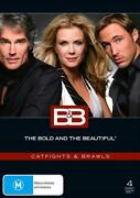 The Bold And The Beautiful - Cat Fights And Brawls Dvd 4-disc Set - Region 4