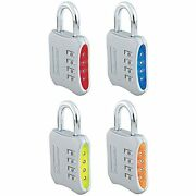 Master Lock Company 653d 12 Pack 2in. Combination Padlock