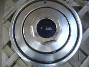 1980 88 Lincoln Mark Continental Premier Town Car Hubcap Wheel Cover Fomoco One