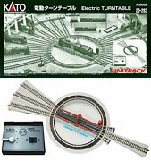 Kc02 Kato N Scale 20-283 Unitrack Electric Turntable From Japan