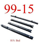 99 15 Super Duty 8and039 Bed Floor Cross Sill Channel Regular Super And Crew Cab