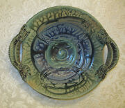 """Gorgeous Hand Thrown Pottery Bowl ~ Signed """"Young"""" ~ 10.5"""" x 12"""""""