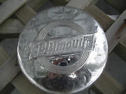 1 Plymouth Dodge Coupe Sedan Fury Max Wedge Belvedere Dogdish Hubcap Wheel Cover