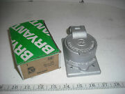 Bryant Cast Aluminum Plate With Lift Cover 7382 Nos