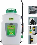 Seaflo Backpack Agricultural Electric Sprayer 16l 12-volt Rechargeable Battery